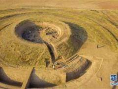 考古首见 1500多年前的北魏皇帝祭天遗址出土