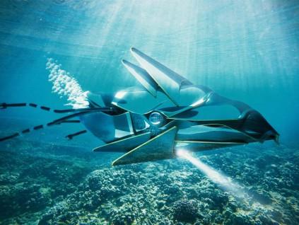 五角大厦机密照外泄 外星人可能在全球海下活动