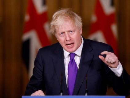 英国脱欧谈判中断 约翰逊及欧盟领导人将举行电话会议