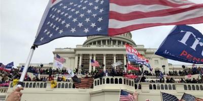 美国华府暴动 示威者攻入国会大厦 造成4死