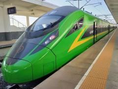 神木至西安动车1月20日正式开行 全程6小时36分