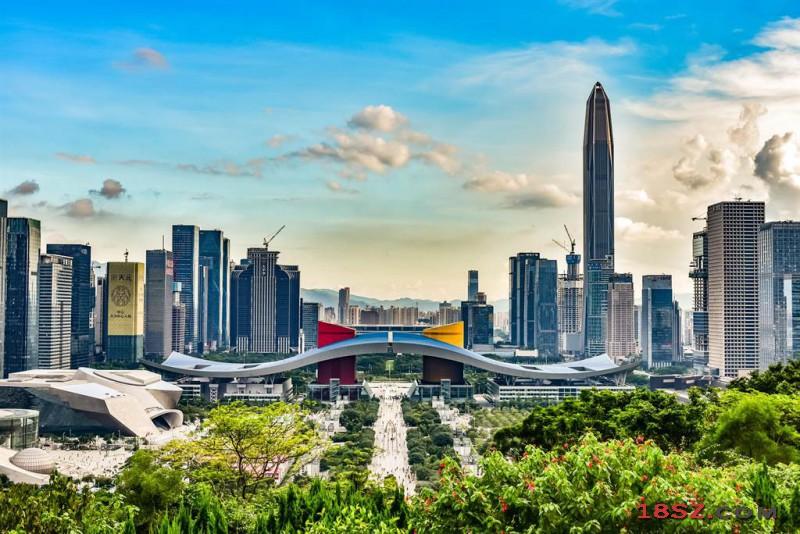 深圳规模以上工业总产值3.7兆人民币 大中城市首位