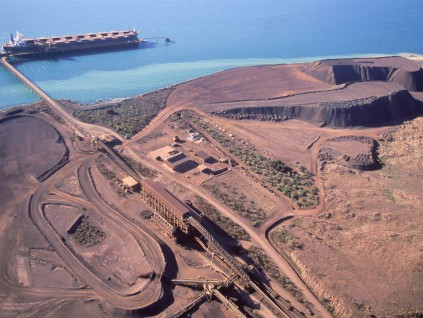 中国铁矿石自给率将提高至45% 怕肥单大缩水 澳巨头急了