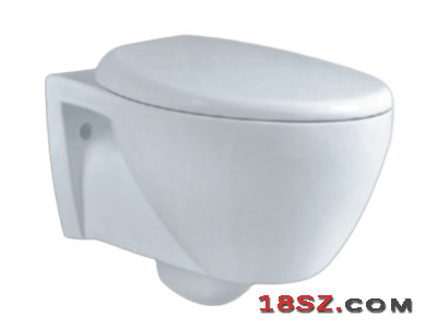 WALL-HUNG TOILET ZT-1023