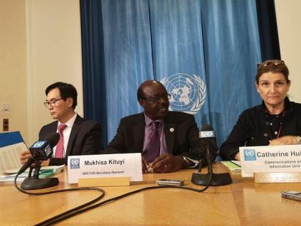 联合国报告:中国去年是最大外国直接投资接受方