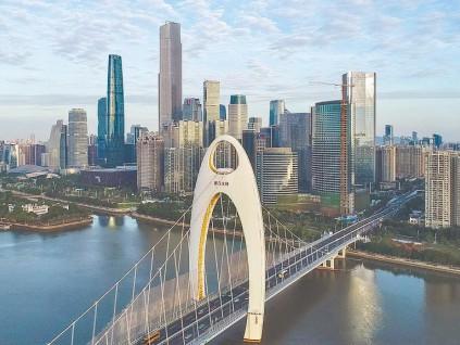 广东GDP1.69兆美元 超越韩国 北京上海人均最高