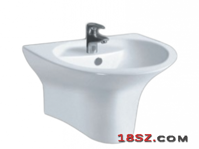 WALL-HUNG BASIN ZT-043
