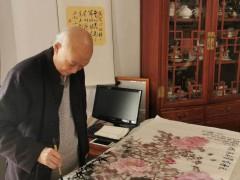 著名画家崔培鲁艺术发展历程及作品欣赏