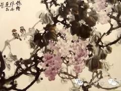百年艺术网:著名中国画家崔培鲁作品欣赏与评介