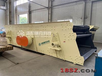 洛阳瑞克再售YA3080振动筛设备
