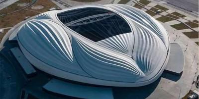 2022年卡塔尔世界杯体育场馆效果图