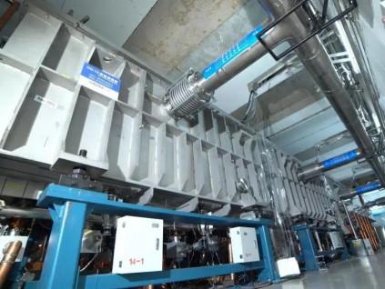 中国强流高功率质子加速器研制再创世界纪录