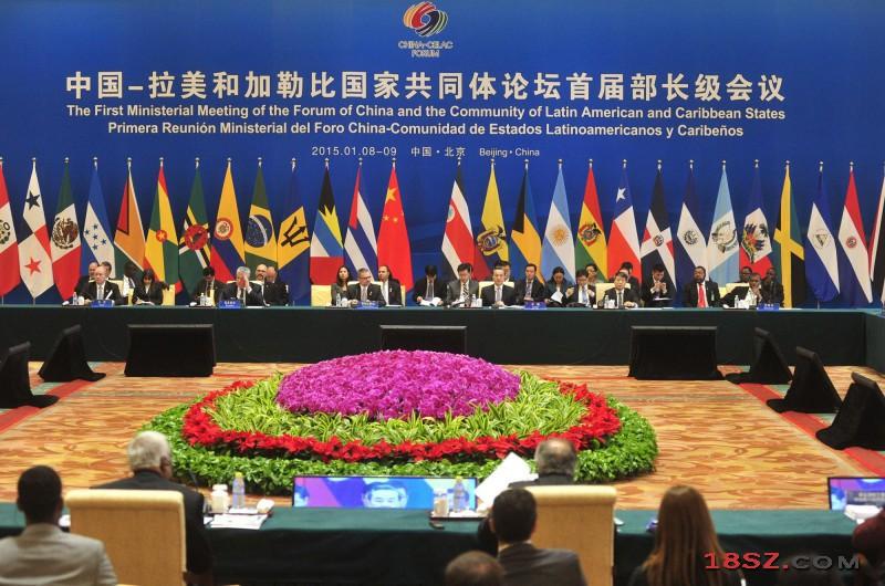 中国在拉美的投资领域