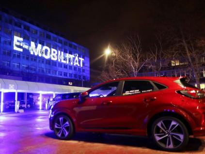 福特砸10亿美元 盼在欧洲实现全电动车产品阵容