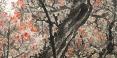 崔氏绘图-树