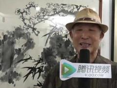 崔培鲁受邀参加吴东魁艺术馆书画邀请展盛