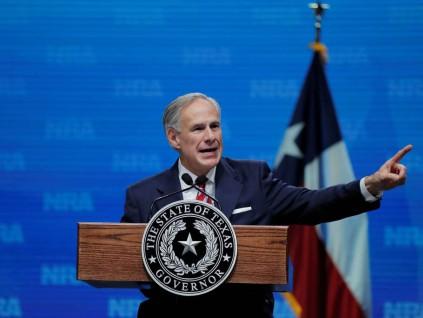 美德州州长解除口罩令 商业活动百分百开放