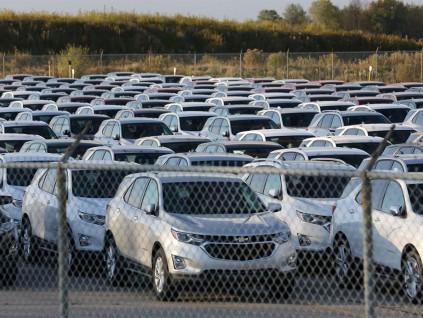 全球半导体晶片短缺 通用汽车扩大减产