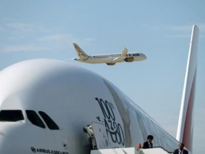 美英同意暂缓执行航空补贴争端相关报复性关税
