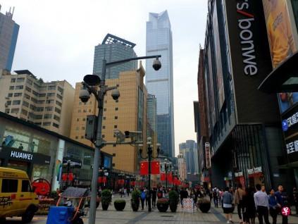 超越广州跻身中国消费第三城 重庆会否蜕变为西部消费大城?