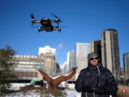 大疆北美无人机业务受挫:流失三分之一员工
