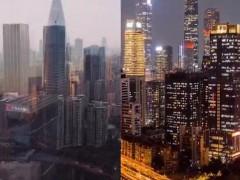 深圳与广州城市建设实力对比