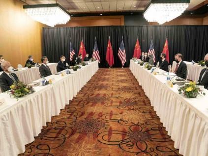 阿拉斯加会谈:中美讨论逐步推动人员往来正常化