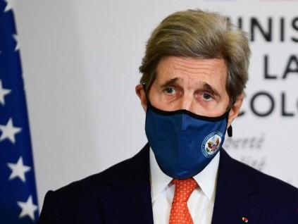 美国气候特使克里将参加中国主办的气候会议
