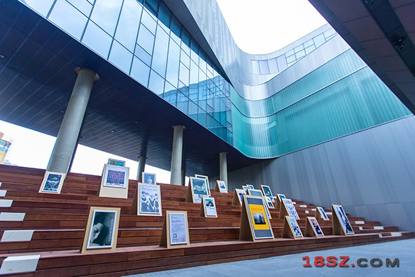 雅昌艺术中心户外剧场