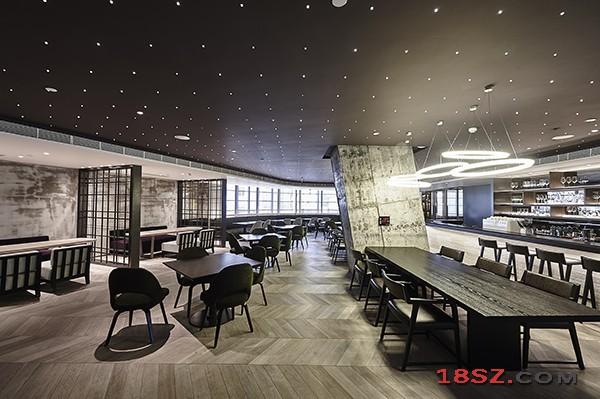 雅昌艺术中心星空餐厅