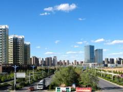 榆林经济技术开发区综合发展水平增幅全省第一