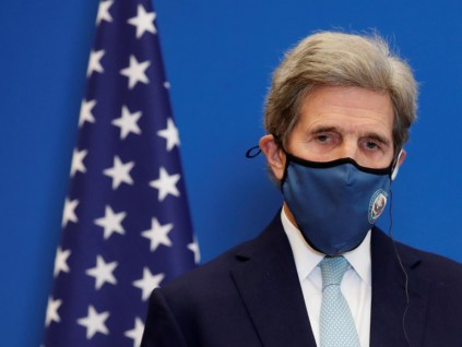 拜登气候问题特使克里说:美国希望能与中国合作