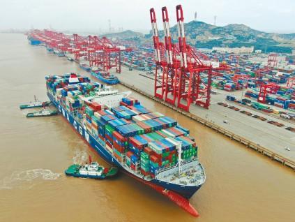 中国外贸猛增3成 顺差扩大7倍 RCEP利多显现