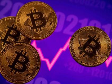 数字货币周日暴跌 比特币下跌多达15%