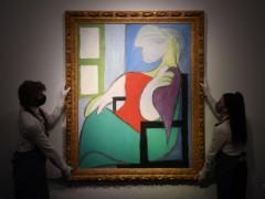 毕加索画作约6.7亿人民币在佳士得拍卖行成交