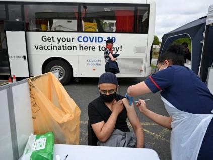 英国达到2000万人完成两剂新冠疫苗接种里程碑