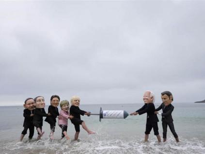 G7会议现分歧 欧盟倾向合作为主不采强硬立场