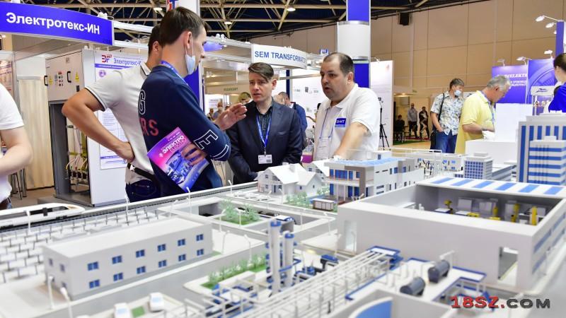 俄罗斯电气设备、照明工程及楼宇自动化展览会