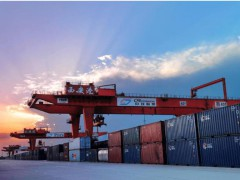 今年前五月陕西进出口总值1798.2亿元 其中出口889.3亿元