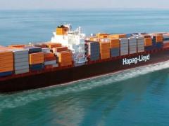 上海出口货柜指数1年涨3倍 大陆到欧美航线价格年涨5-10倍