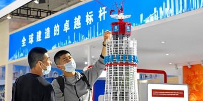 国家会展中心(天津)迎来首展