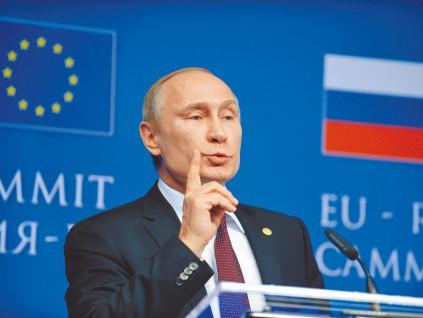 欧盟内部意见分歧 德法倡议邀俄开峰会破局