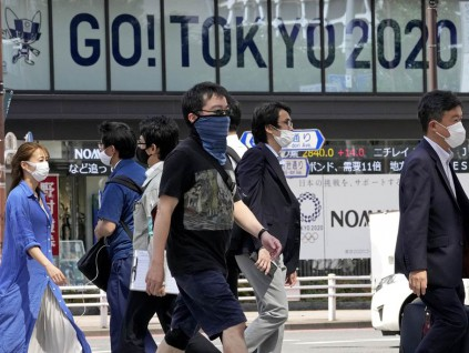 东京疫情续升温 东奥开放观众进场恐生变数