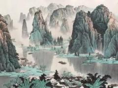 白雪石三幅高价拍卖作品