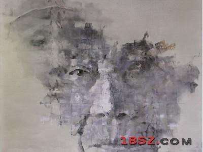 长征者-开国少将邹衍油画