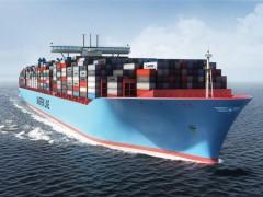 一年暴涨229% 中国海运到美国一个集装箱要近1万美元
