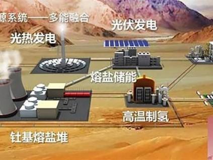中国计划建造世界首座无水反应炉 2030年运转