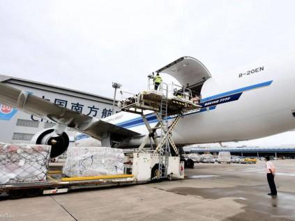 深圳机场:今年已新开和加密12个国际货运航点