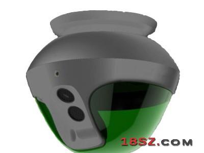 安邦云昇超声波一体/分体车位引导系统
