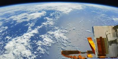 神舟十二号航天员在轨拍摄作品震撼来袭